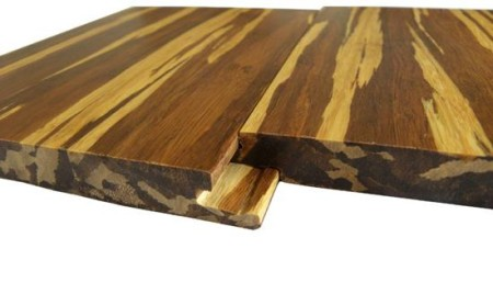 Геометрия и замки бамбуковых панелей